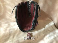 Brand New Custom Rawlings Heart of the Hide Trap-Eze Outfielders LH Pro MT27