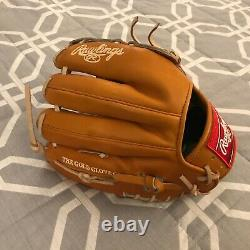 Brand New Rawlings Heart of the Hide PRO206-9T Baseball Glove