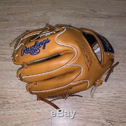 CUSTOM Rawlings Heart Of The Hide baseball Glove /wilson A2000 A2k Pro Preferred