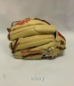 Custom Rawlings Heart Of The Hide Pro Baseball Glove Pro206-12 12 Inch