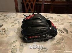 Custom Rawlings Pro Shop Heart of the Hide HOH Baseball Glove PRO205-2JB1 11.75