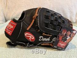 Derek Jeter Replica Rawlings Heart of the Hide Glove PRODJ2 New