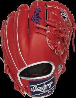 Heart of the Hide 11.75-Inch USA Infield/Pitcher's Glove Special Edition
