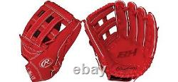 NEW Bryce Harper Custom Glove Pro H Web, Heart of the Hide R2G Series Gloves