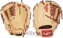 NO TAGS Rawlings PRO205-4CT 11.75 Heart of the Hide Baseball Glove