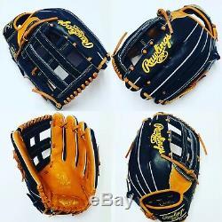 New Rawlings Custom Heart Of Hide Baseball Glove PRO3030-6 13 RHT