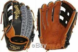 New Rawlings Heart of The Hide Mens Baseball Glove LHT 12.75 PRO3039-6TBZ mitt