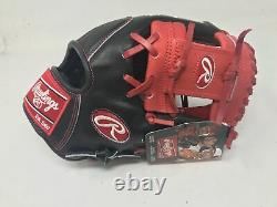 New Rawlings Heart of the Hide Baseball Glove PRO200-2JBS 11.5 RHT