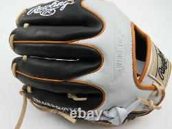 New! Rawlings Heart of the Hide PROR204W-2B Baseball Player Glove Size 11.5 RHT