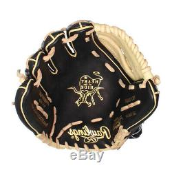 New Rawlings Heart of the Hide R2G 12.25 inch Baseball Glove LHT PROR207-6BC