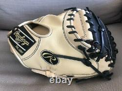 New With Tags 2021 Rawlings Procm43cbg Catchers Mitt 34 Heart Of Hide Rht