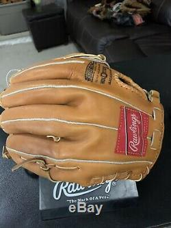 Nwot Vintage RAWLINGS PRO-H HEART OF THE HIDE HOH BASEBALL GLOVE Made In The Usa
