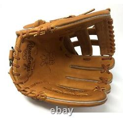 PRO1000HC-20-Right Handed Throw Rawlings Heart of the Hide PRO1000HC Baseball Gl