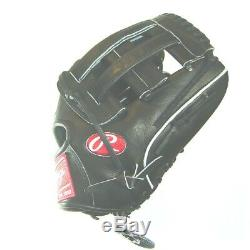 PRO1000-HCB-RightHandThrow Rawlings Heart of the Hide Baseball Glove 12 inch H W