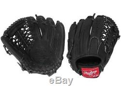 PRO204BPF-Right Handed Rawlings Heart of the Hide Dual Core Baseball Glove new