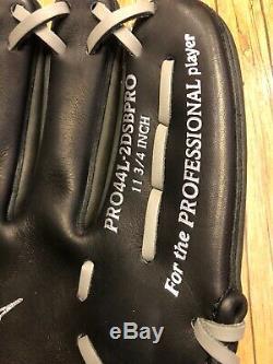 PRO44L-2DSBPRO 11.75 Rawlings Heart of the Hide HOH Pro Grade Stock RHT Glove 44