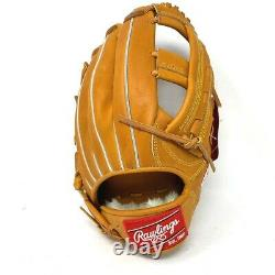 PRORV23-MLB-RightHandThrow Rawlings Heart of Hide RV23 Horween Baseball Glove 12