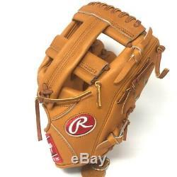 PROTT2-1-TAN-RightHandThrow Rawlings Heart of Hide Baseball Glove 11.5