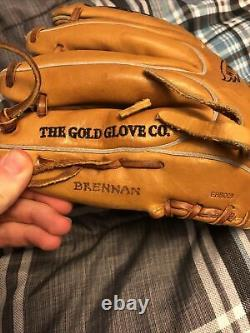 RARE Rawlings Heart of The Hide Horween Wingtip Baseball Glove READ DESC