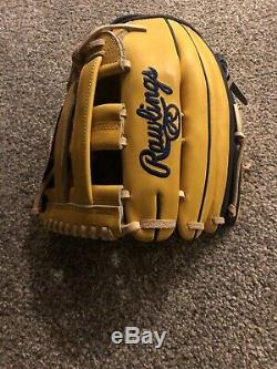 RAWLINGS HEART OF THE HIDE PROBH3-6GT 13 RHT BASEBALL GLOVE Bryce Harper