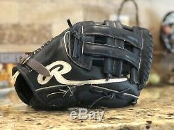 Rare Nwot Rawlings Heart Of The Hide Revolution Bernie Williams 12.5 Rht Glove