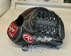Rare Rawlings Heart of the Hide 11.25 Mesh Back Baseball Glove PRO88JBM