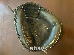 Rawling Heart Of The Hide Catchers Glove 34 Molina