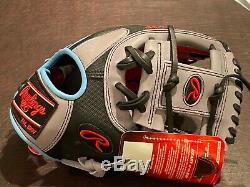 Rawlings 11.5-inch Heart Of The Hide Colorsync I-web Glove