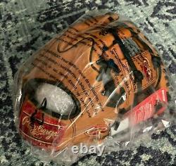 Rawlings 2020 HOH Heart Of The Hide Horween leather Wing-Tip 11.75 PRO205W-2HTB
