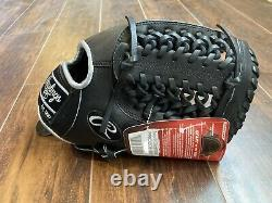 Rawlings Heart Of The Hide 11.75 LE Blackout Glove