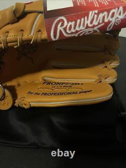 Rawlings Heart Of The Hide 12 1/4 Inch Baseball Mitt Pronp7-2ht Reg B1