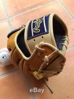 Rawlings Heart Of The Hide 12.25. Includes New Rawlings Baseball