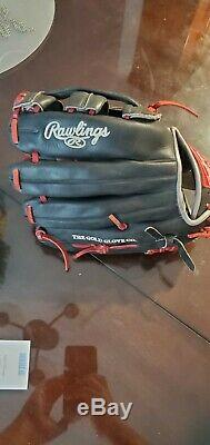 Rawlings Heart Of The Hide 12.50 Inch Glove. Model PRO301CDC-6BS