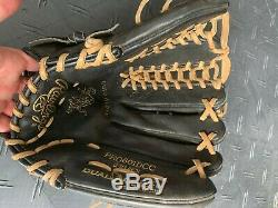 Rawlings Heart Of The Hide 12.75 Outfield Baseball Glove Pro601dcc