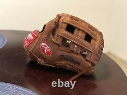 Rawlings Heart Of The Hide 12in H-Web