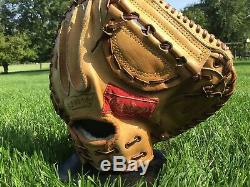 Rawlings Heart Of The Hide Glove Johnny Bench Catchers Mitt HOH 1972