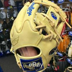 Rawlings Heart Of The Hide Gold Glove Club Glove Of The Month Pro205w-2c 11.75