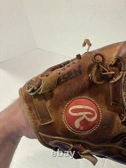 Rawlings Heart Of The Hide Hoh Rht Gold Glove Series Pro-125tl Baseball Glove