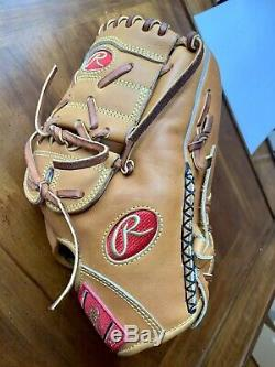 Rawlings Heart Of The Hide Horween Tan PRO206-9HT 12 Inch Glove