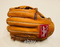 Rawlings Heart Of The Hide Horween Tan Pro6hf-1ht 12 Baseball Glove Rht Hoh