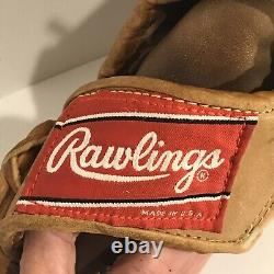 Rawlings Heart Of The Hide PRO12TC Trap-Eeze Baseball Glove Made In USA RARE
