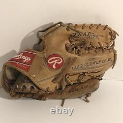 Rawlings Heart Of The Hide PRO12TC Trap-Eeze Made In USA Baseball Glove RARE