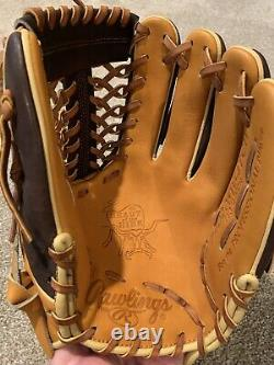 Rawlings Heart Of The Hide PRO205W-4TCH Wing Tip RHT INF 11.75 NWOT HOH
