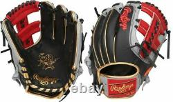 Rawlings Heart Of The Hide Pro204-19bgs 11.5 (april 2020 Gold Glove Club)