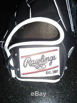 Rawlings Heart Of The Hide Pro315-6bw Limited Edition Glove 11.75 Rh $259.99