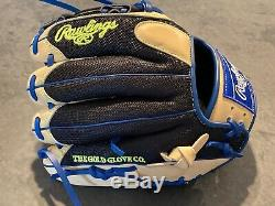 Rawlings Heart Of The Hide Pro Label 204m-2bcr 11.5 In Infield Glove