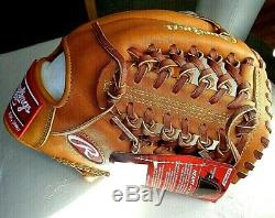 Rawlings Heart Of The Hide Trapeze Classic new with tags and Rawlings key ring