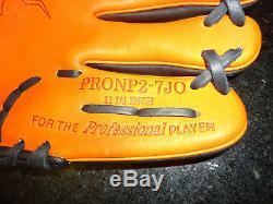 Rawlings Heart Of The Hide (hoh) Ltd Edition Pronp2-7jo Glove 11.25 Rh $259.99