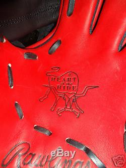 Rawlings Heart Of The Hide (hoh) Pro202sb Limited Edition Glove 11.5 Rh $259.99