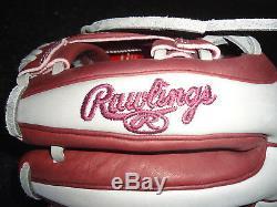 Rawlings Heart Of The Hide (hoh) Pro315-2shg Baseball Glove 11.75 Rh $259.99